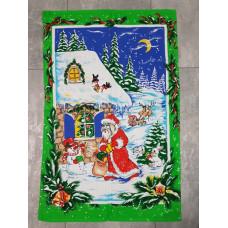 Кухонное полотенце Дед Мороз