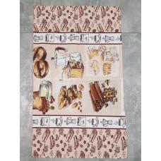 Кухонное полотенце Кофейный набор