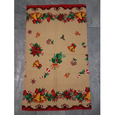 Кухонное полотенце Колокольчики желтые