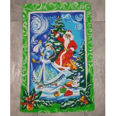 Кухонное полотенце Мороз и Снегурочка