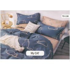 Постельный комплект Мой кот (my cat)