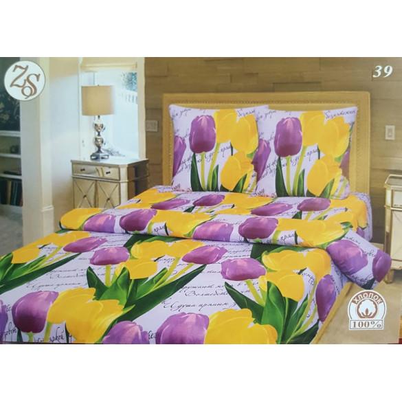 Постельный комплект Букет тюльпанов