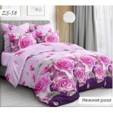 Постельный комплект Нежная роза